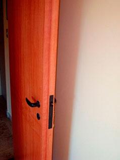 Porta acústica de madeira preço