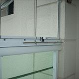 Sacadas com vidros