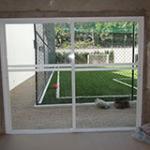Portas e janelas anti ruídos